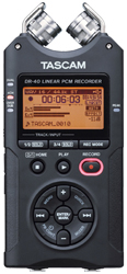 TASCAM DR-40 VERSION2