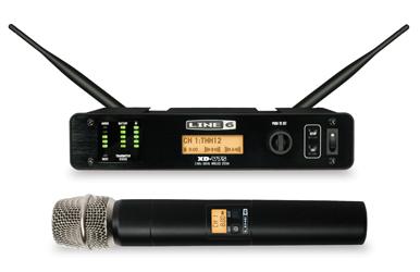 LINE6 XD-V75 Handheld