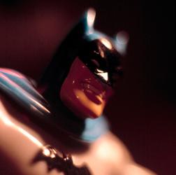 戦う力を得たバットマン