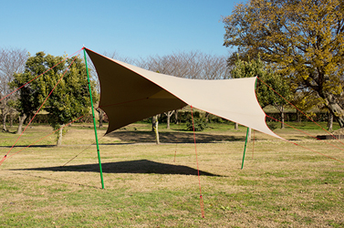 tent-Mark DESIGNS Takibi-Tarp TC wing