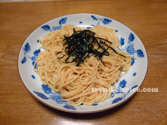 tarako-spaghetti