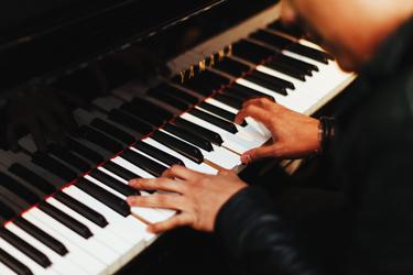 伴奏のパターンのおさらい
