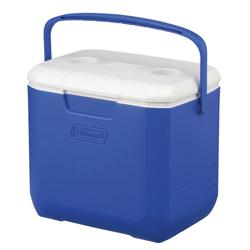 コールマン エクスカーションクーラー 30QT ブルー/ホワイト