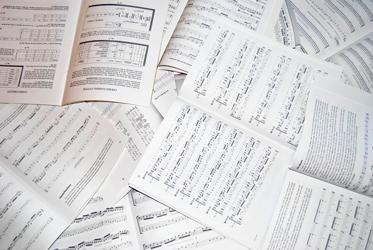 実践 簡単な楽譜を読んでみよう
